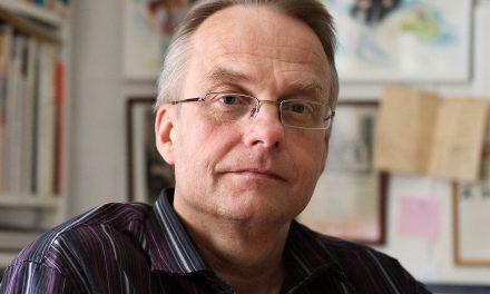 Ivar Lo-priset till Mats Berggren