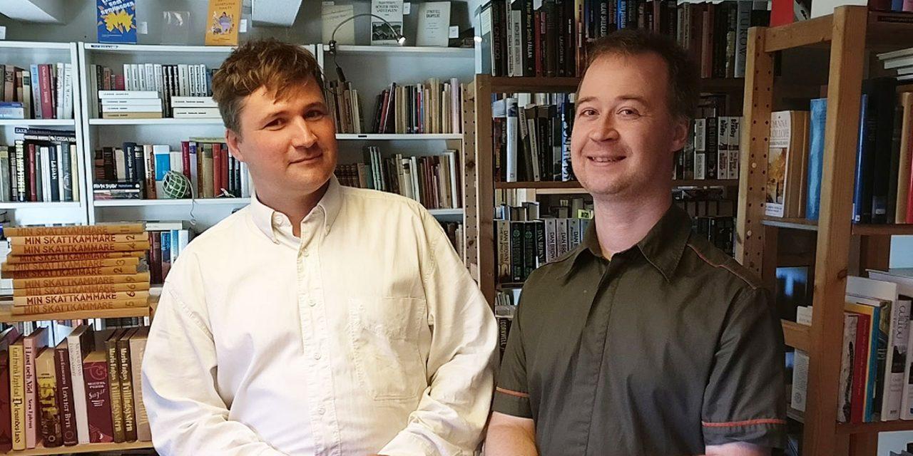 #17 – Arbetsplatshumor med Svanberg och Johansson