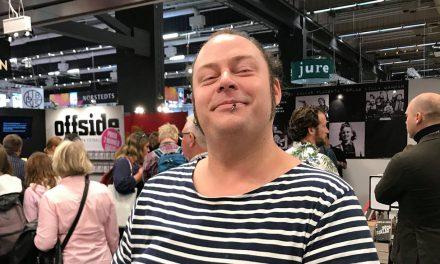 #16 – Freke Räihä skildrar en flykt