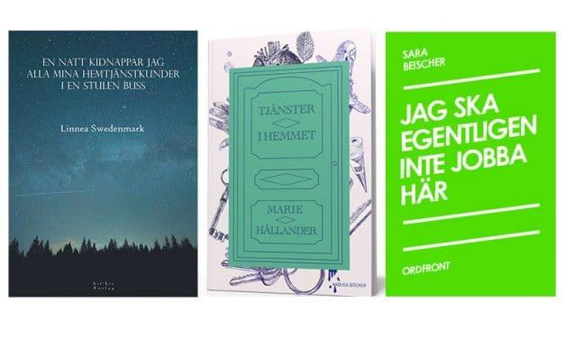 3 böcker om äldreomsorg